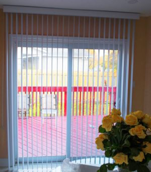 custom office blinds